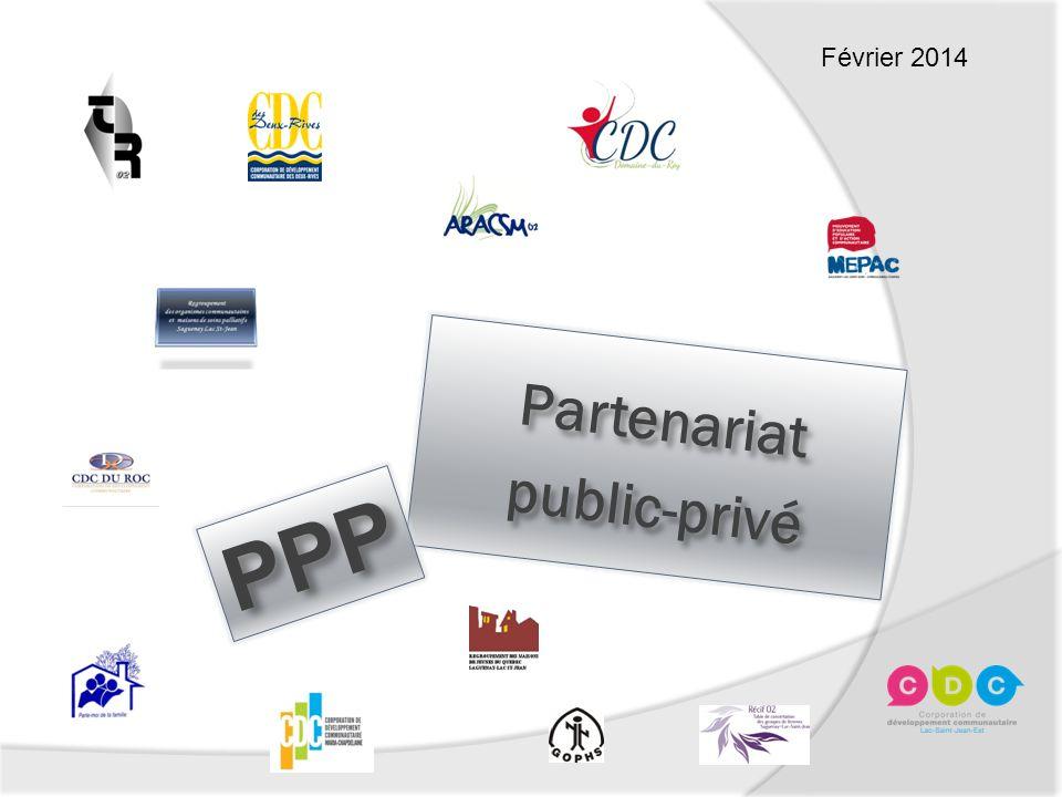 Partenariatpublic-privé PPP Février 2014