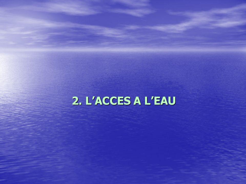 2. LACCES A LEAU
