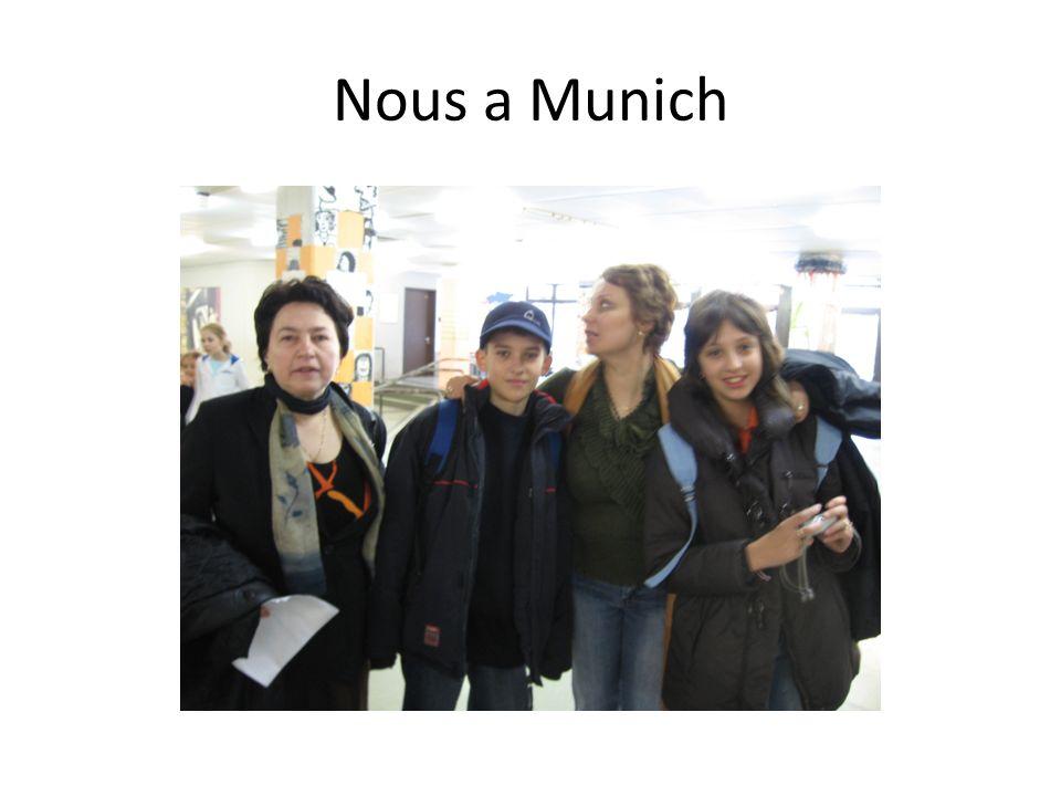Nous a Munich