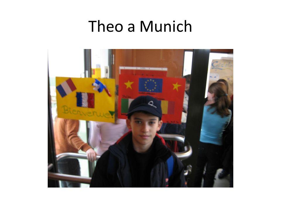 Theo a Munich