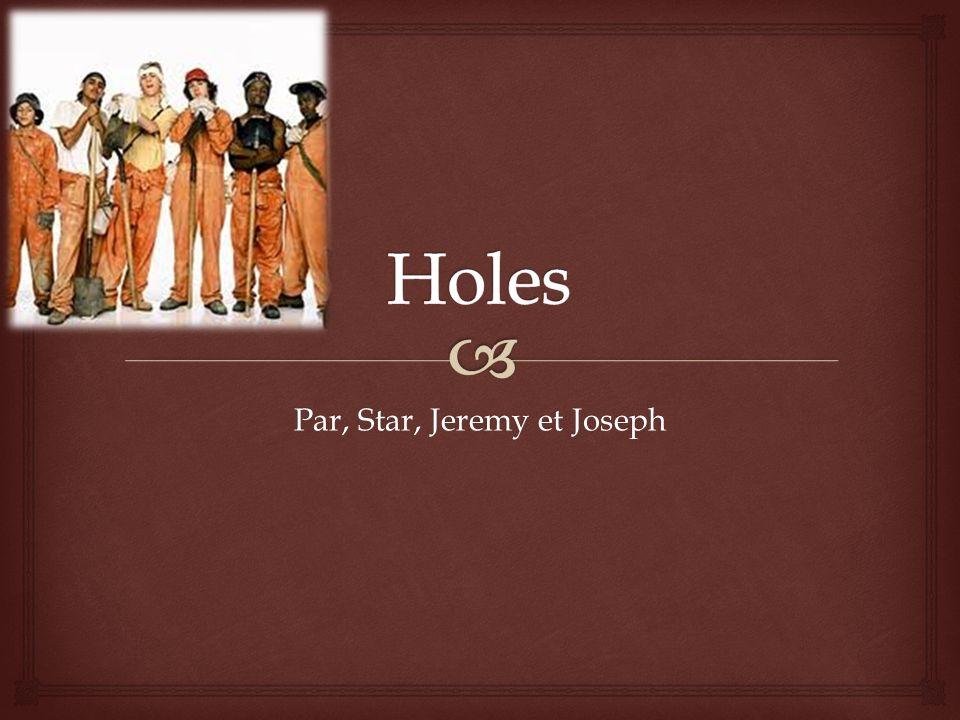 Par, Star, Jeremy et Joseph