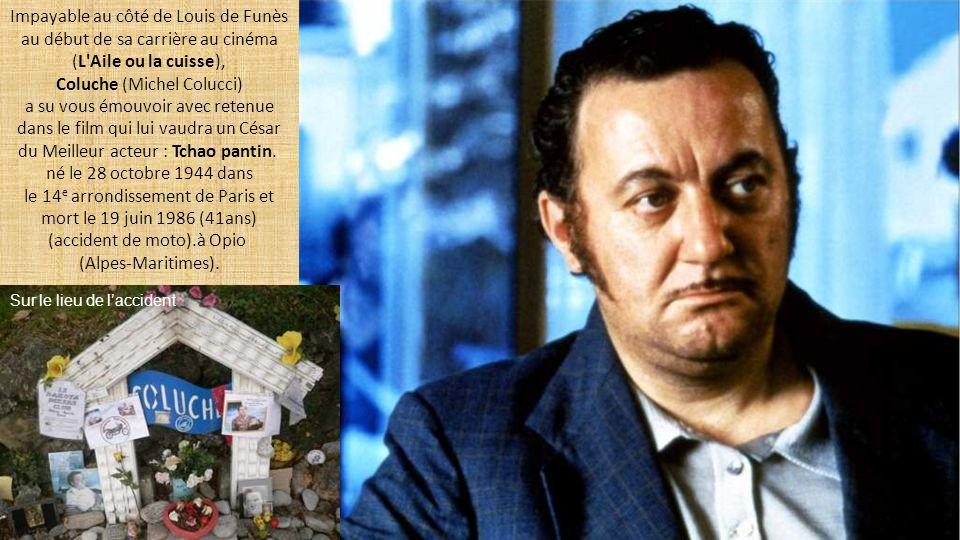 Il existe des acteurs qui, par leur simple visage, symbolise tout un pan de l'histoire du cinéma. Lino Ventura en fait partie.