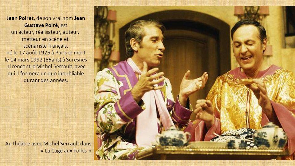 S il y avait bien un acteur qui savait concilier cinéma populaire et film d auteur, c était bien Michel Serrault.