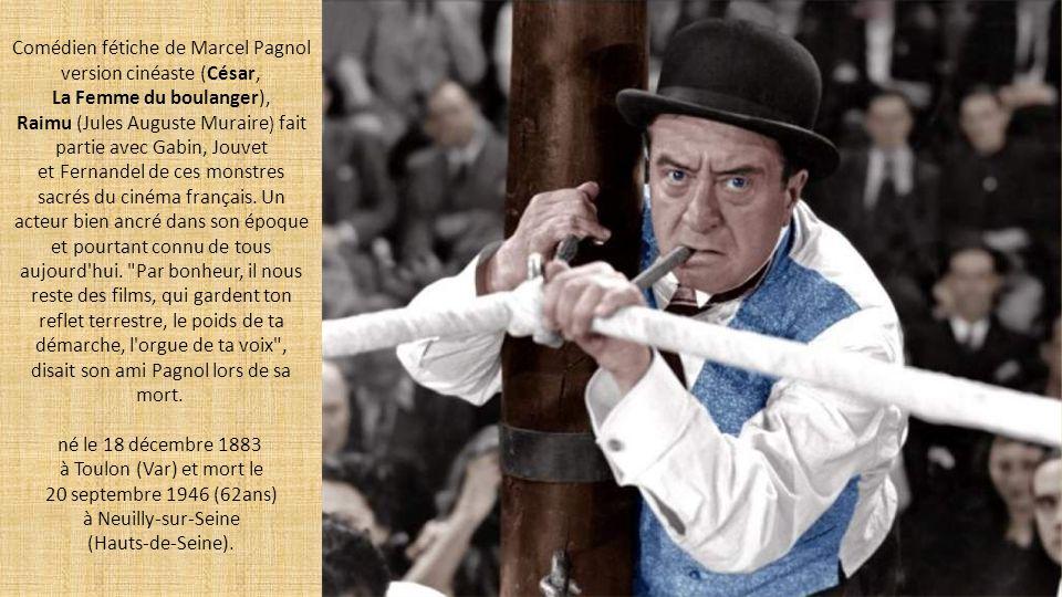 Deux acteurs marquèrent particulièrement le cinéma français des années 1940-50 : Louis Jouvet et Michel Simon. Ce dernier avait selon vous