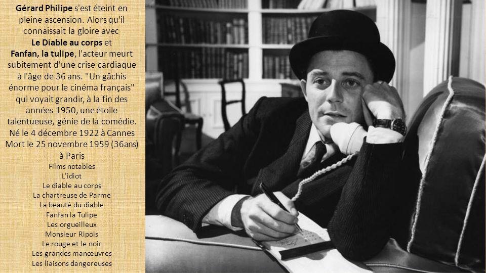Il aurait fêté ses 100 ans le 11 décembre 2013. Difficile d'oublier Jean Marais, acteur charismatique immortalisé dans les films de capes et d'épées (