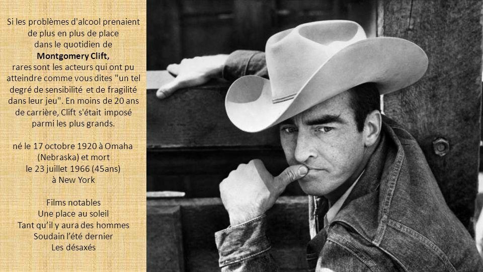 Grande star de Hollywood des années 1950 et 60, Gregory Peck est classé par l'American Film Institute douzième acteur de légende, grâce à de nombreux