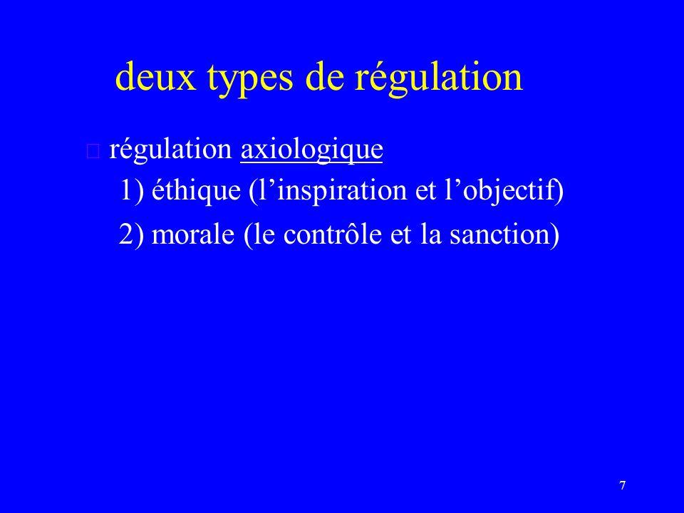 8 action et management actions 1 (de premier niveau) : régulations éthiques 1 par les acteurs 1 management comme action 2 : régulations éthiques 1 et éthiques 2 (métaéthiques) par les acteurs 2
