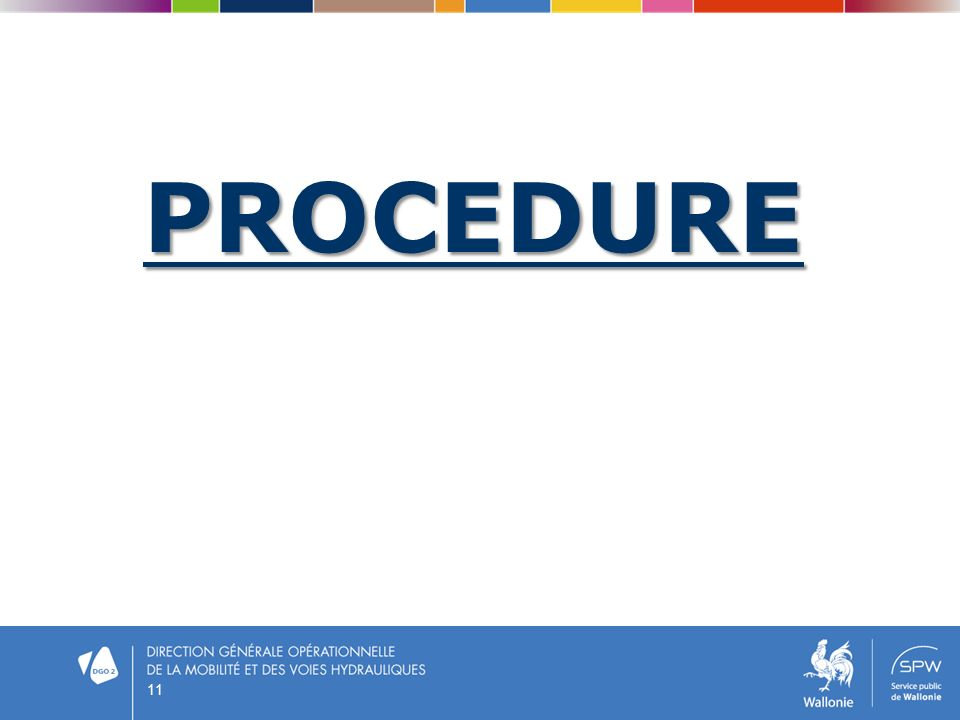 P PP PROCEDURE 11