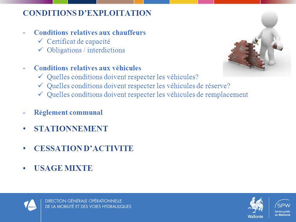 1 ère étape: RECEPTION DE LA DEMANDE 15 LA DEMANDE DAUTORISATION DEXPLOITER peut être adressée PAR TOUTE VOIE UTILE