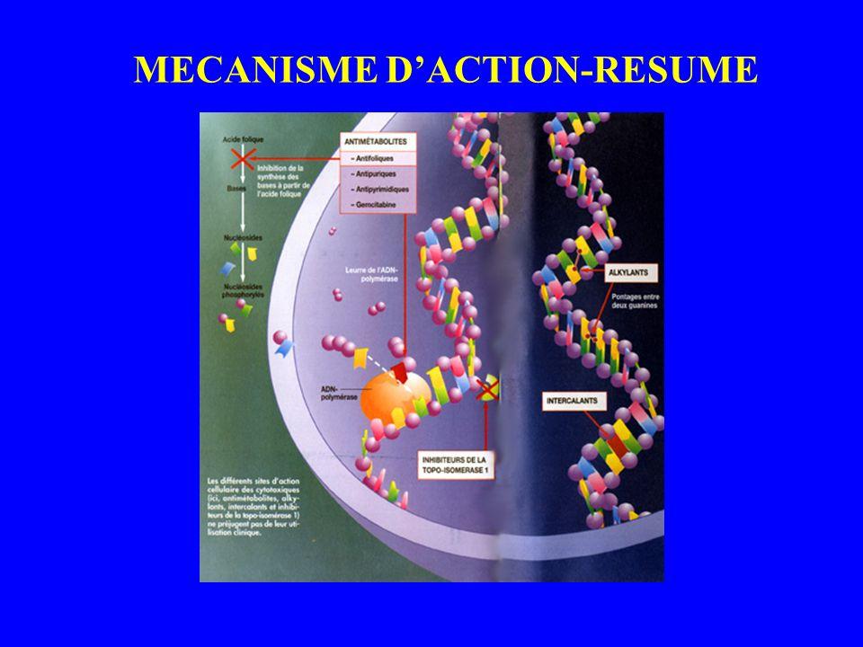 MECANISME DACTION-RESUME