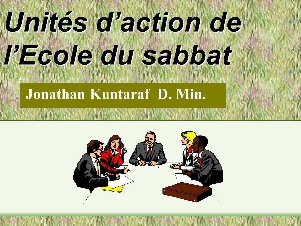 « Le plus grand bien quon puisse faire à nos membres, cest de leur apprendre à travailler pour le Seigneur, et à compter sur lui plutôt que sur le prédicateur.