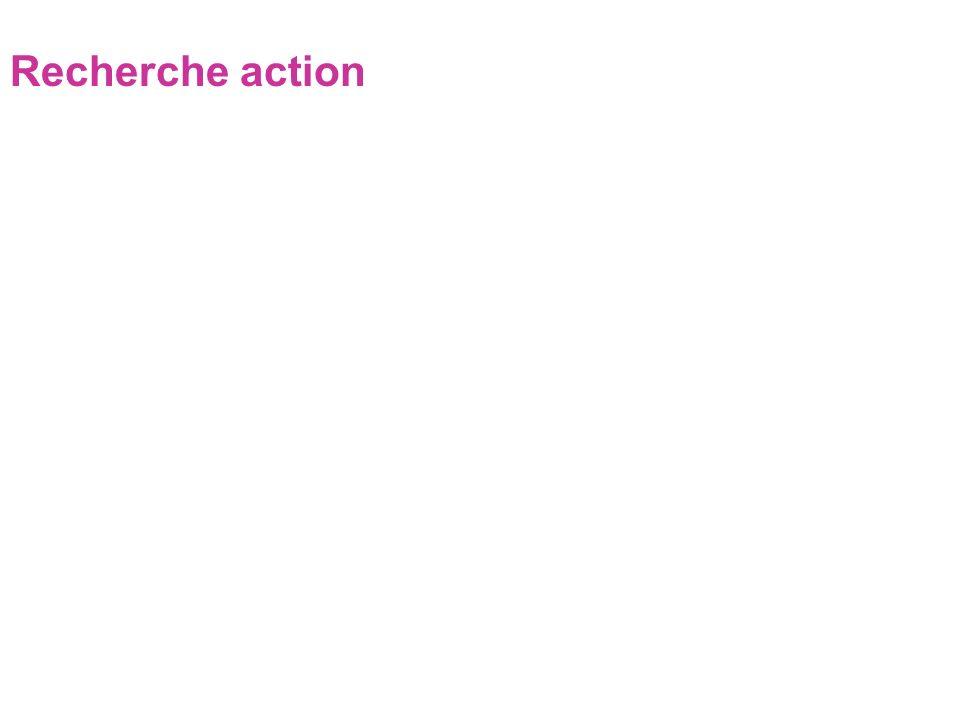 Synthèse Recherche action