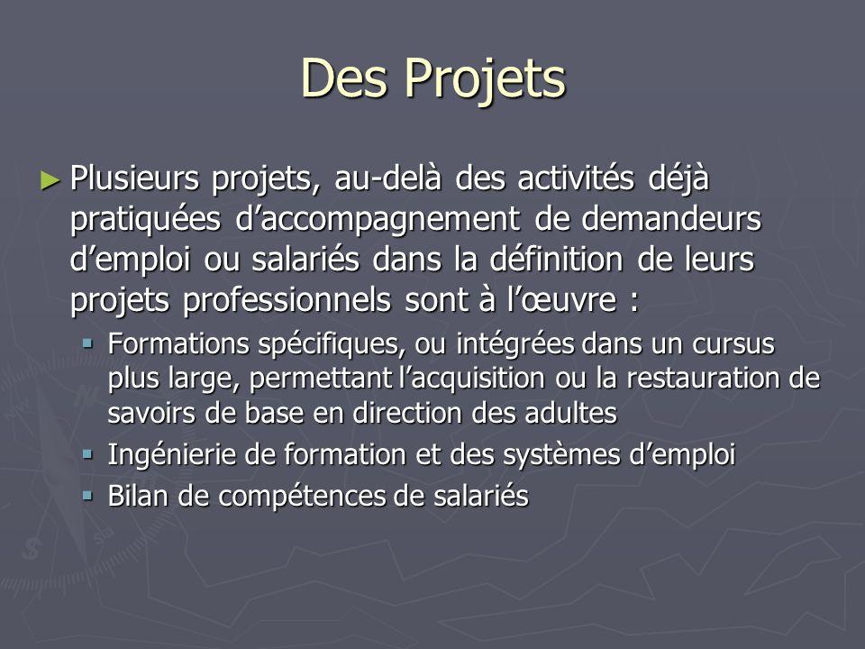 Bâtir une offre commune dans le cadre de la formation des professionnels des services à la personnes : Pourquoi cela nous concerne–t-il .