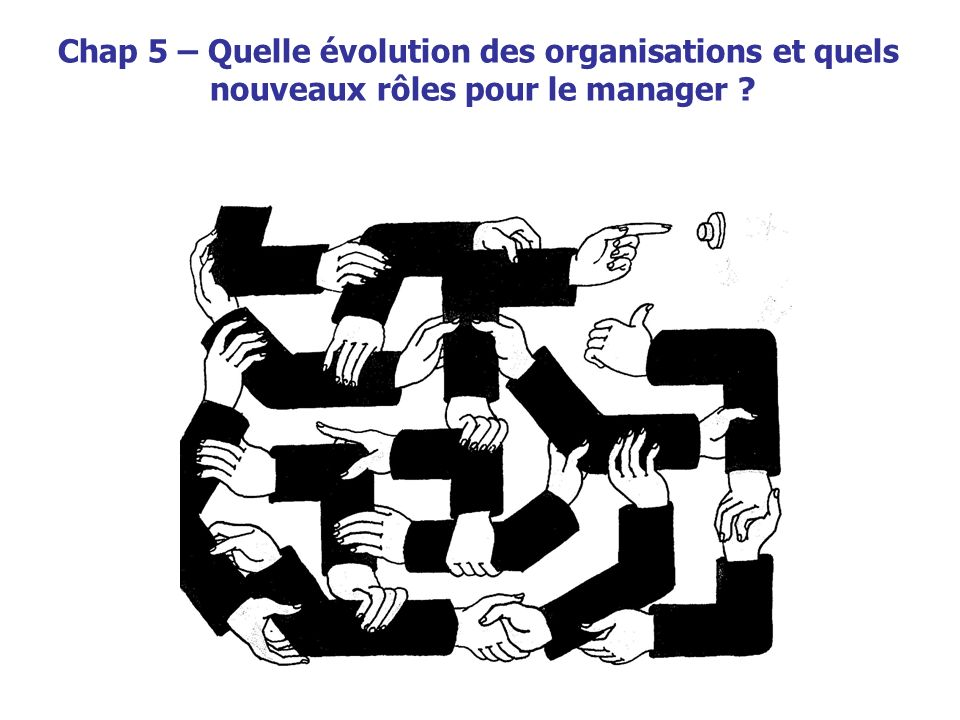Les thèmes abordés Lévolution des organisations et du management : Les facteurs de rupture, Théories actuelles et nouveaux modèles du changement organisationnel.