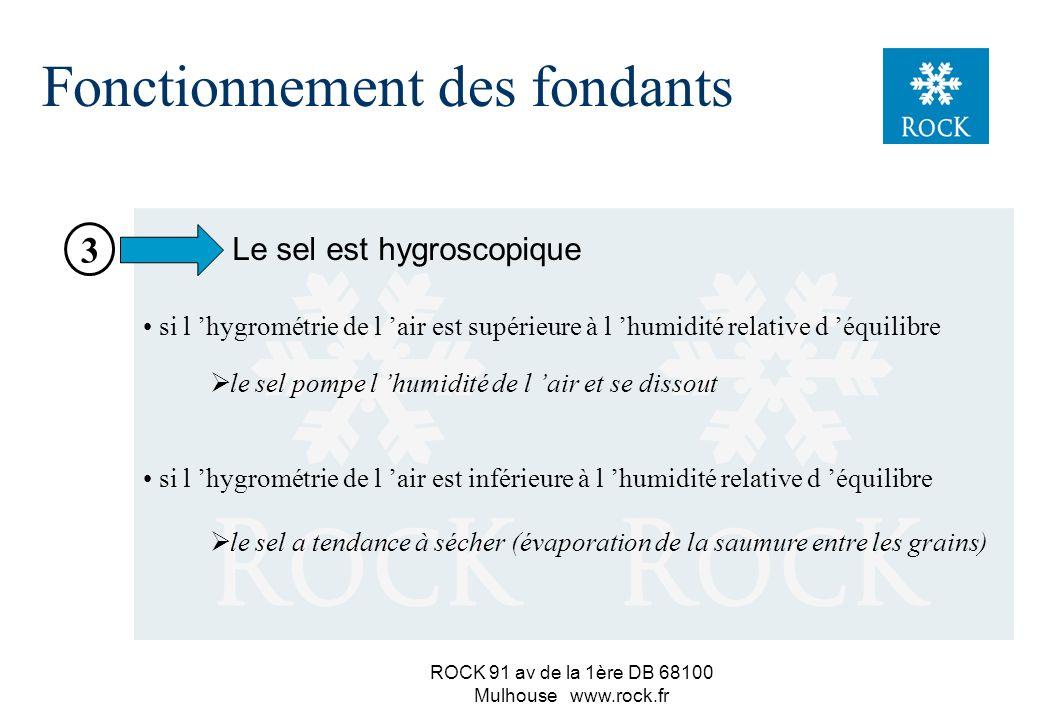 ROCK 91 av de la 1ère DB 68100 Mulhouse www.rock.fr Évolution des températures sur RN4 chute de neige => 2 salages le 4 janvier vers 18h à 1h dinterva