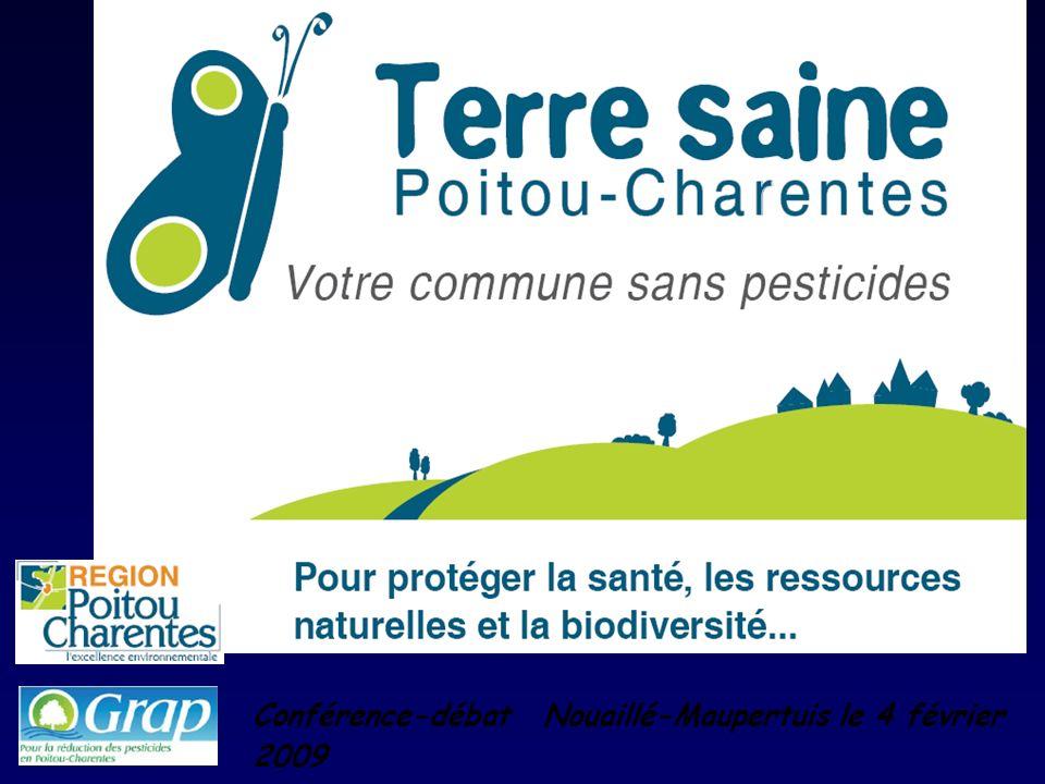 Conférence-débat Nouaillé-Maupertuis le 4 février 2009