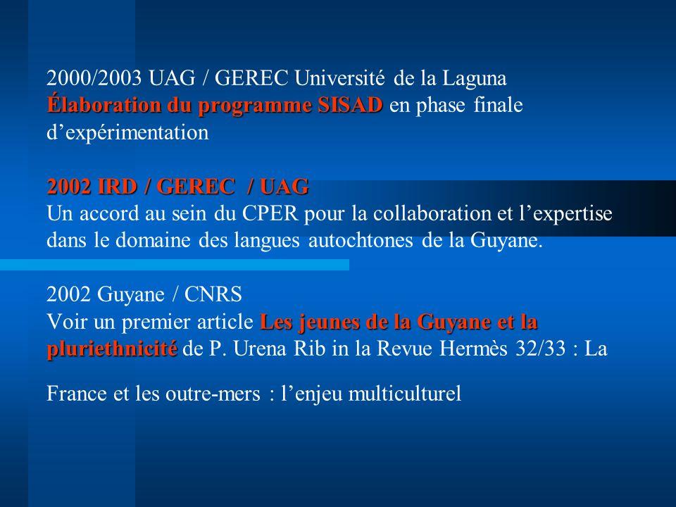 la vision de lesclavage 1999 Étude sur la vision de lesclavage en Martinique PRUR Limage du pays chez les Insulaires et les Continentaux. Europe / Rég