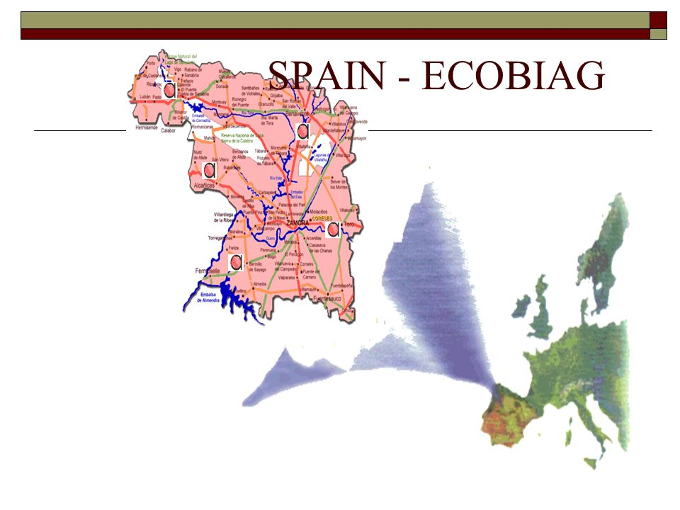SPAIN - ECOBIAG