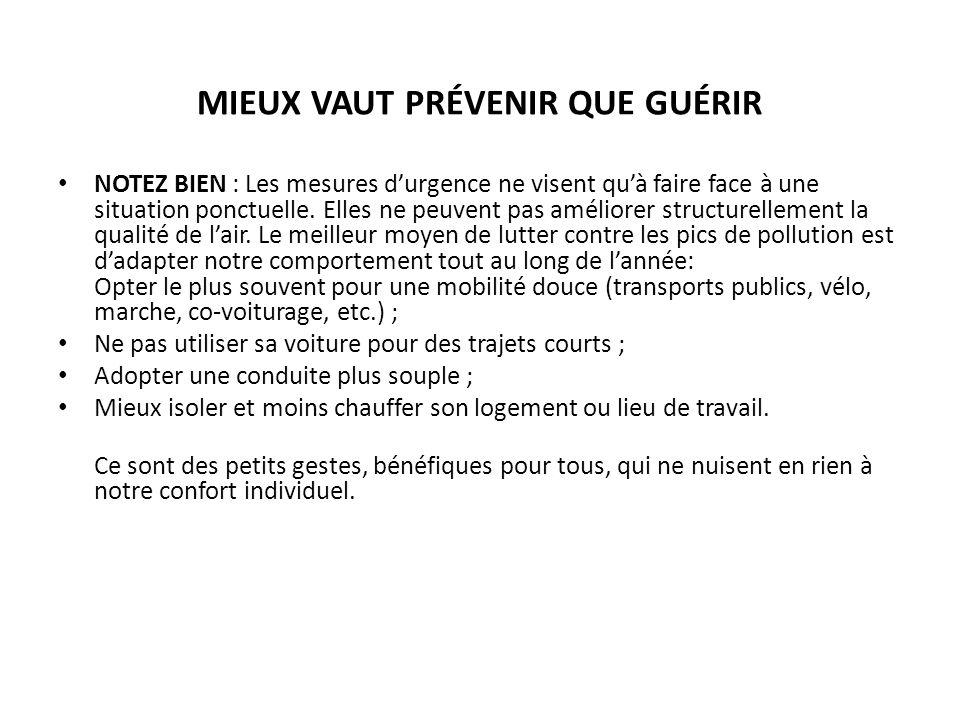 Remarque (1): Formulaire de demande de dérogations pour circuler en période de pics de pollution Dans certains cas, lutilisation de la voiture peut néanmoins se justifier.
