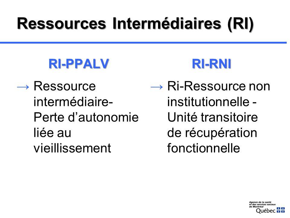 Plan de présentation 1.Définition des Ressources Intermédiaires (RI) 2.Contexte 3.Types de ressources humaines disponibles 4.Résultat