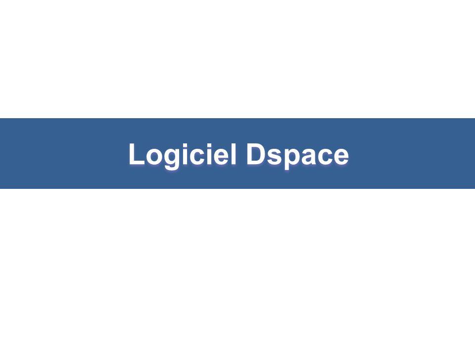Logiciel Dspace