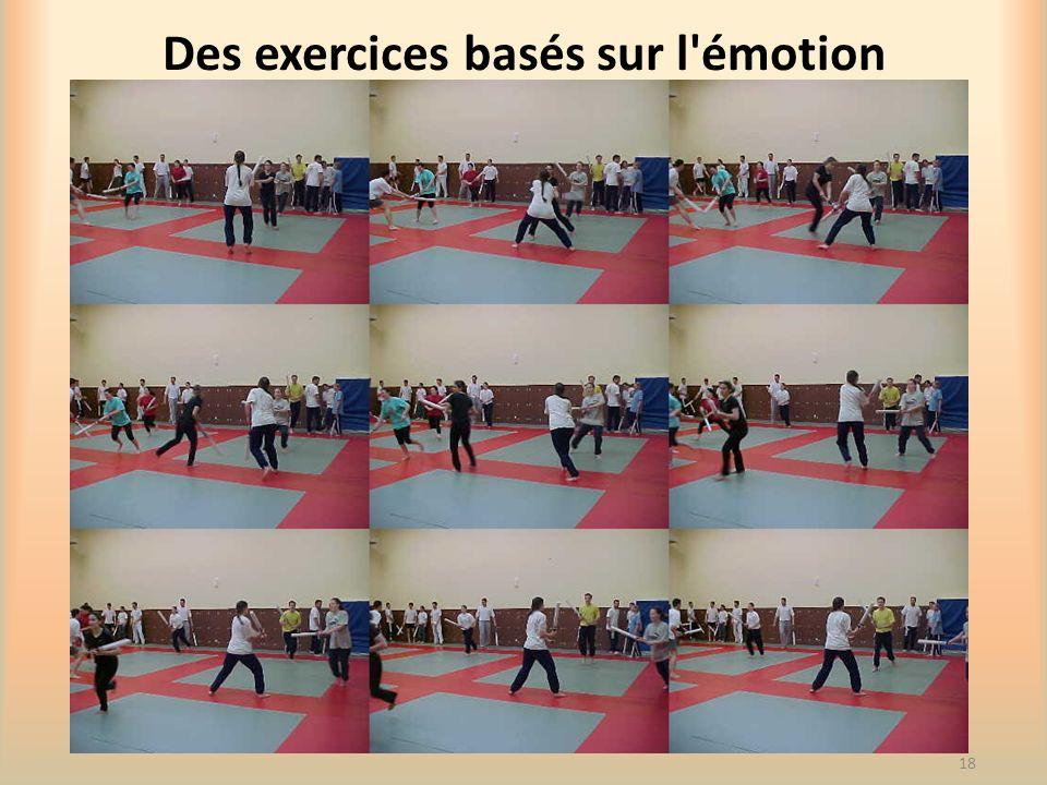 Des exercices basés sur l'émotion 18