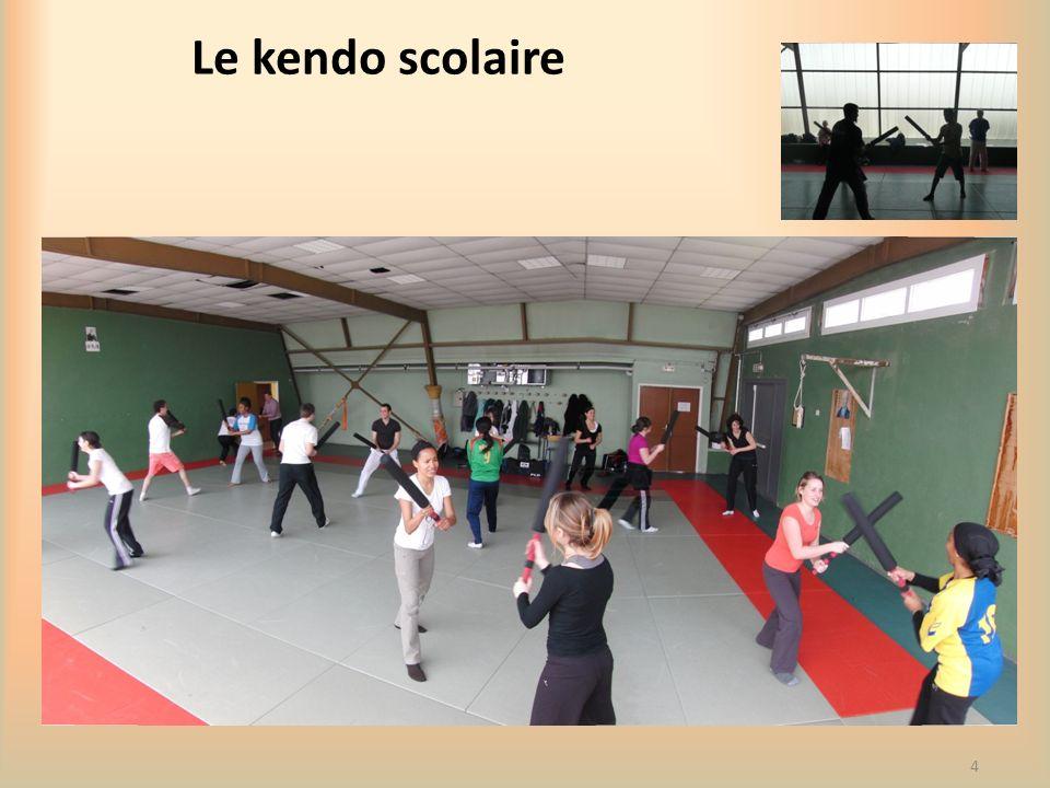 Le kendo scolaire 4