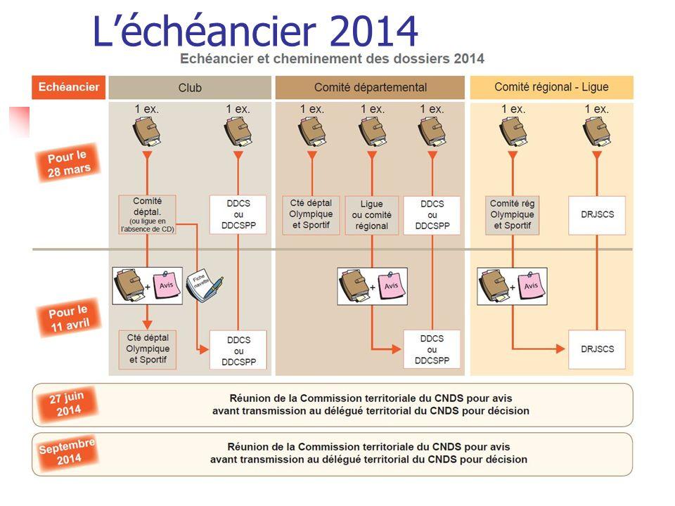 Léchéancier 2014
