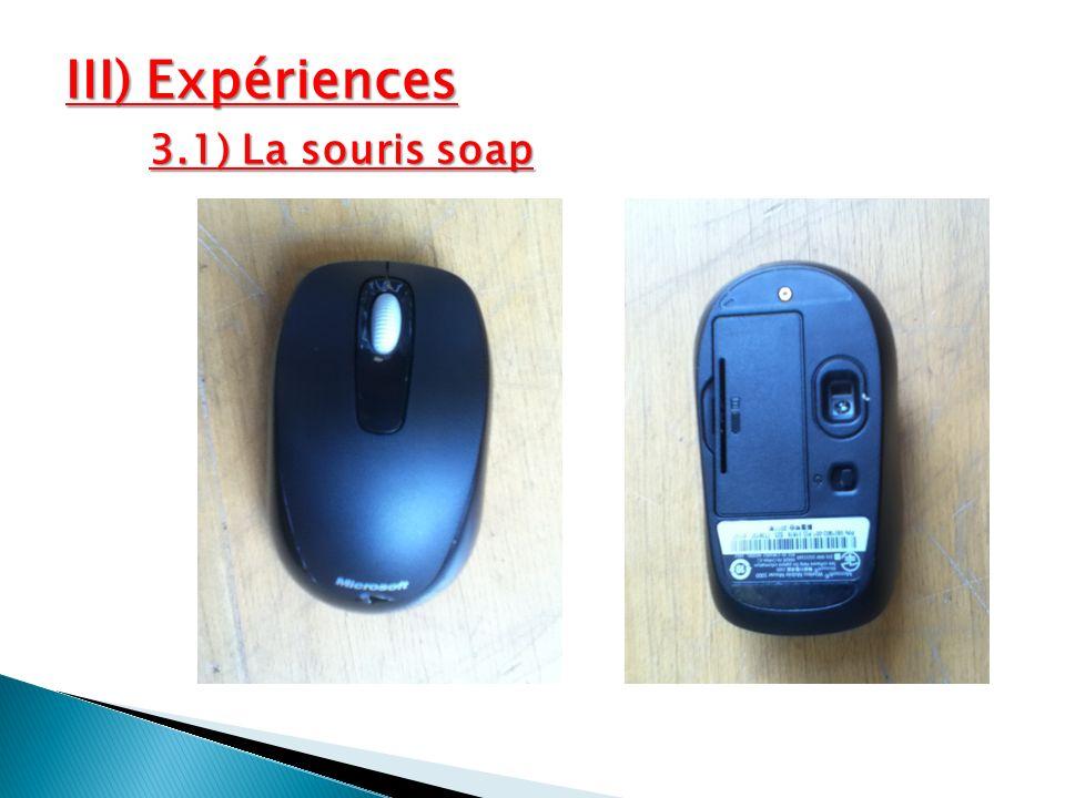 3.1) La souris soap