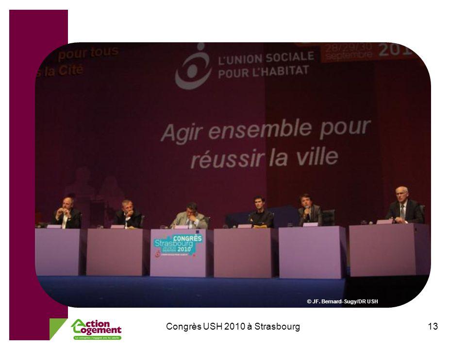 Congrès USH 2010 à Strasbourg13 © JF. Bernard-Sugy/DR USH