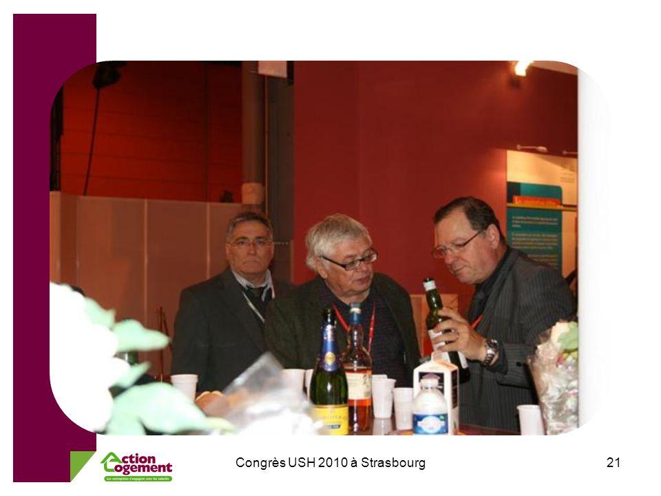 Congrès USH 2010 à Strasbourg21