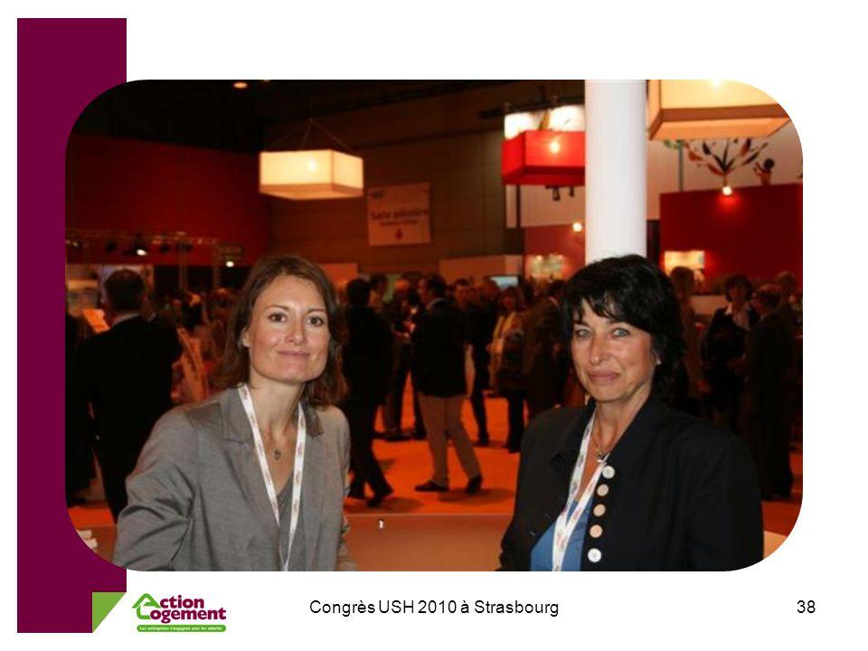 Congrès USH 2010 à Strasbourg38