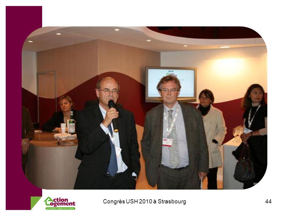 Congrès USH 2010 à Strasbourg44