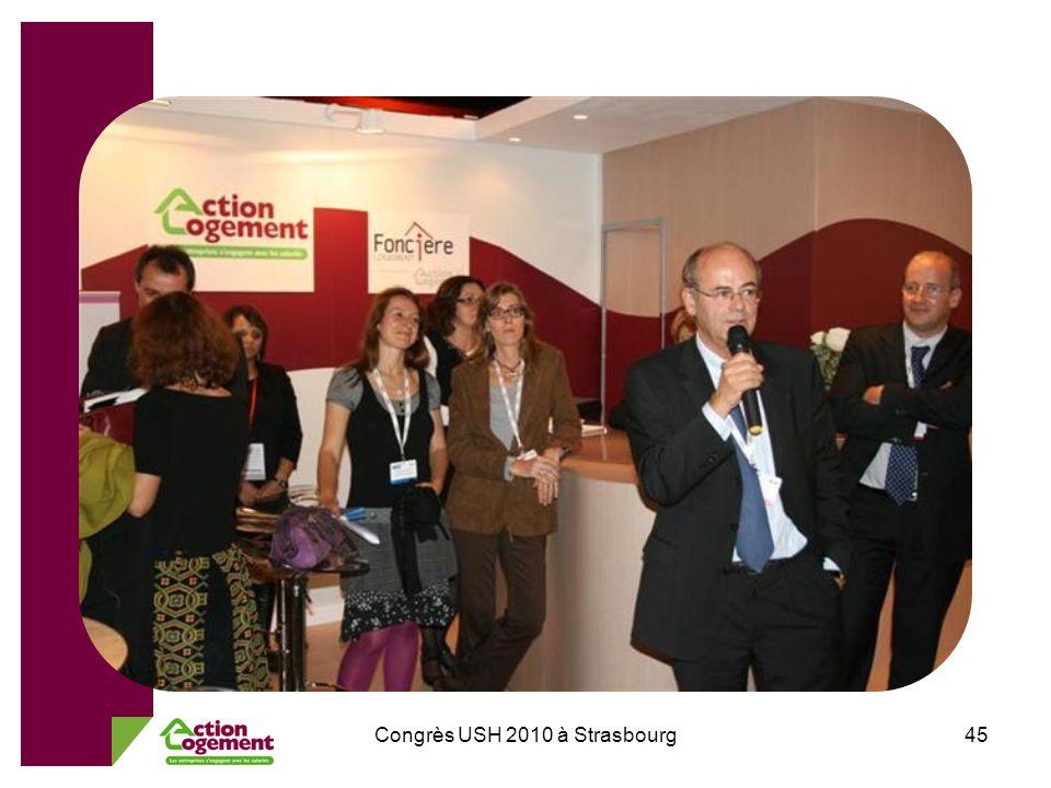 Congrès USH 2010 à Strasbourg45
