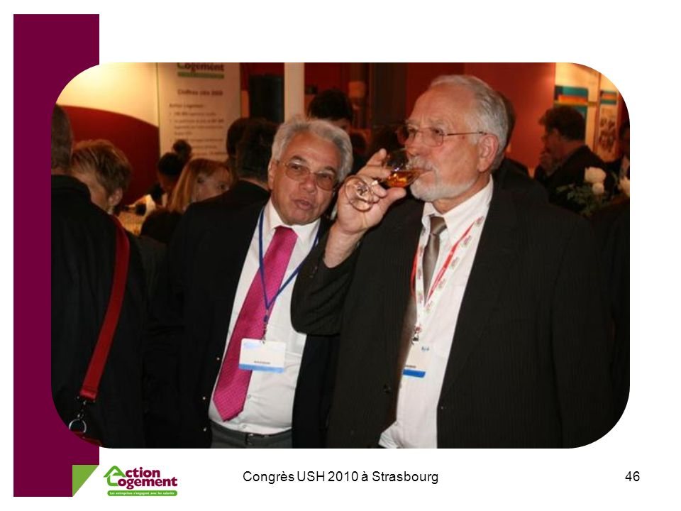 Congrès USH 2010 à Strasbourg46