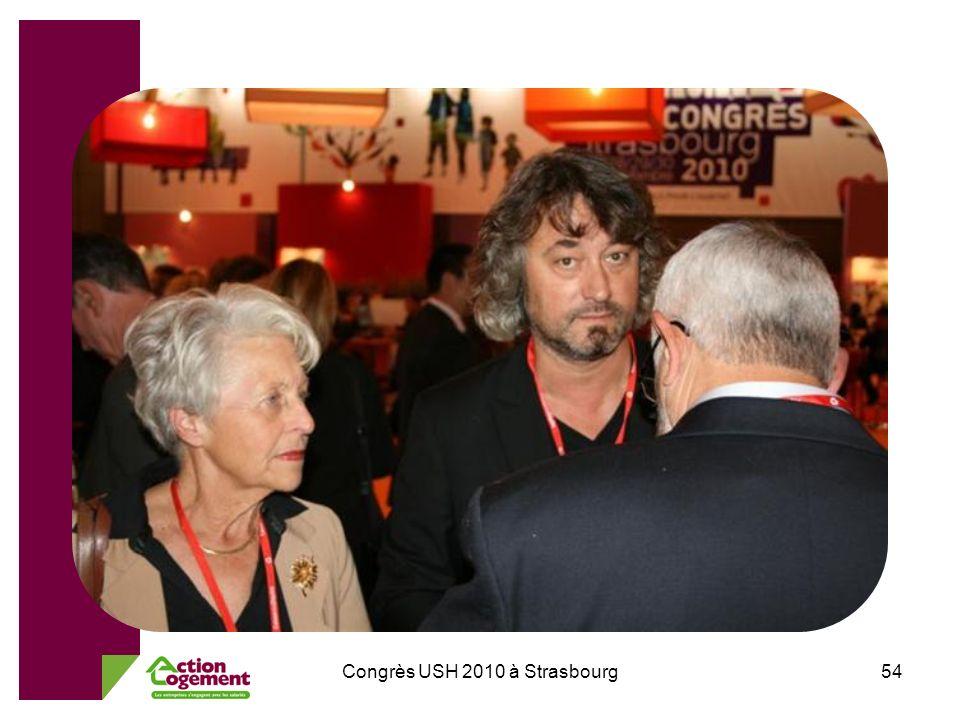 Congrès USH 2010 à Strasbourg54