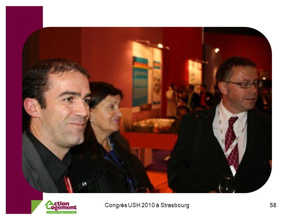 Congrès USH 2010 à Strasbourg58