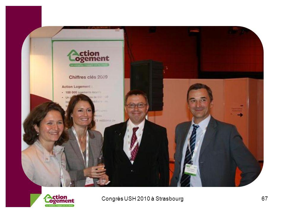 Congrès USH 2010 à Strasbourg67