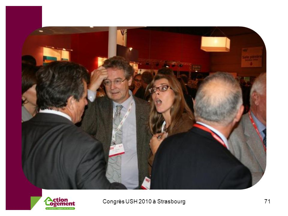 Congrès USH 2010 à Strasbourg71