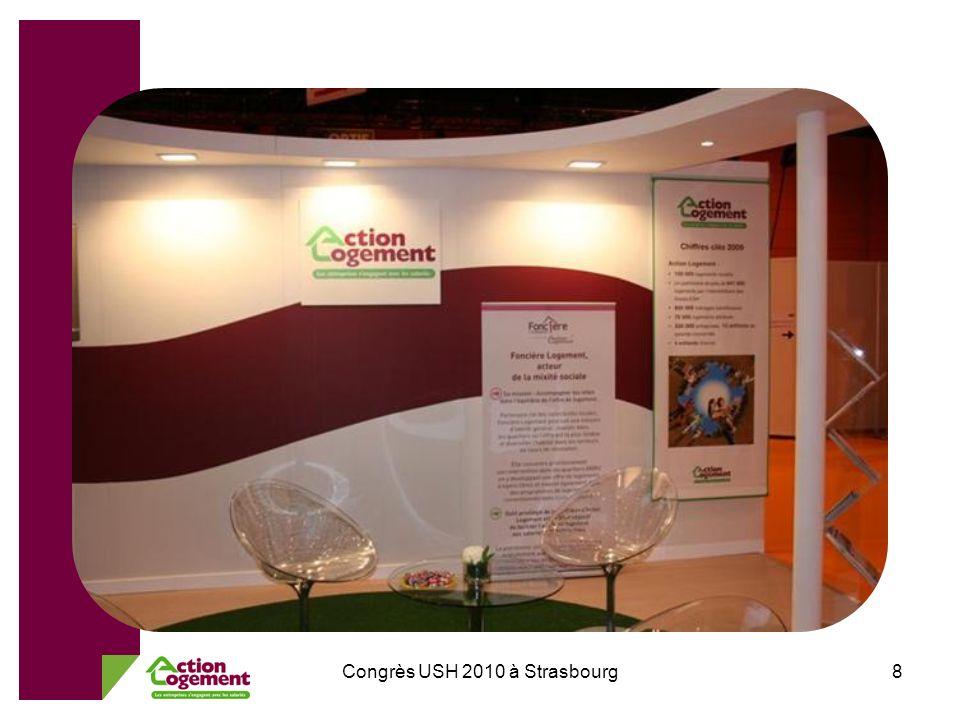 Congrès USH 2010 à Strasbourg19 Action… !