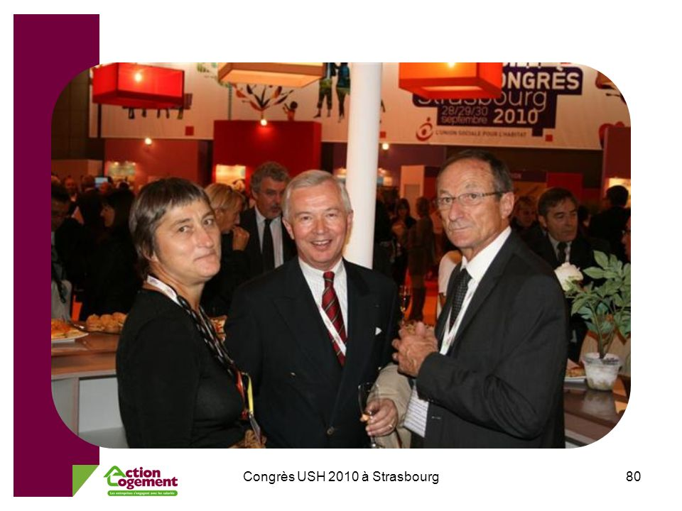 Congrès USH 2010 à Strasbourg80
