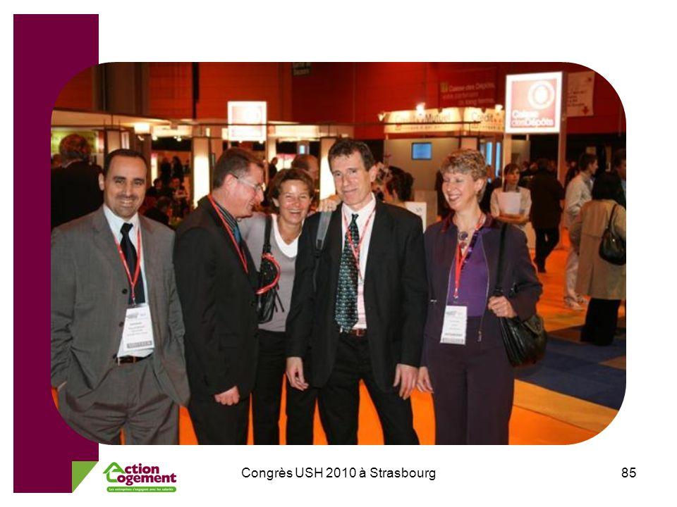 Congrès USH 2010 à Strasbourg85