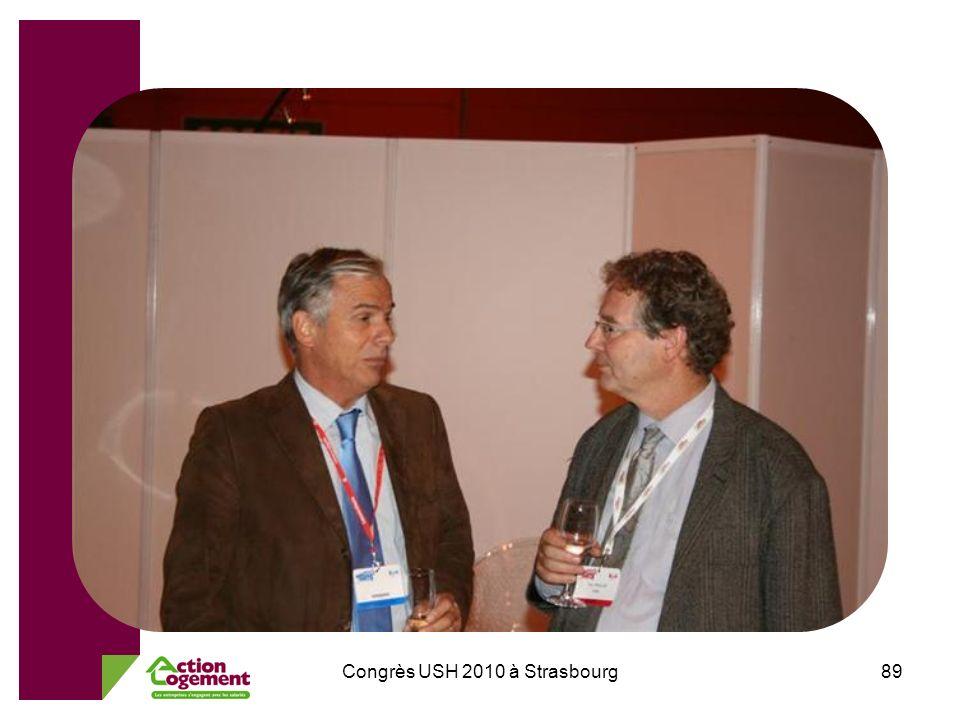 Congrès USH 2010 à Strasbourg89