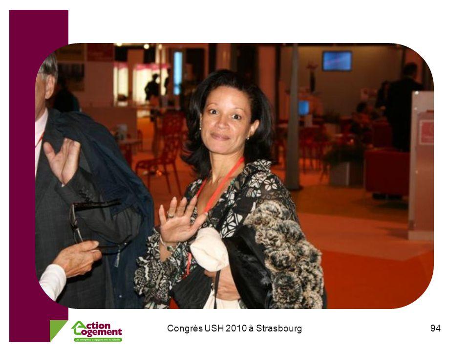 Congrès USH 2010 à Strasbourg94