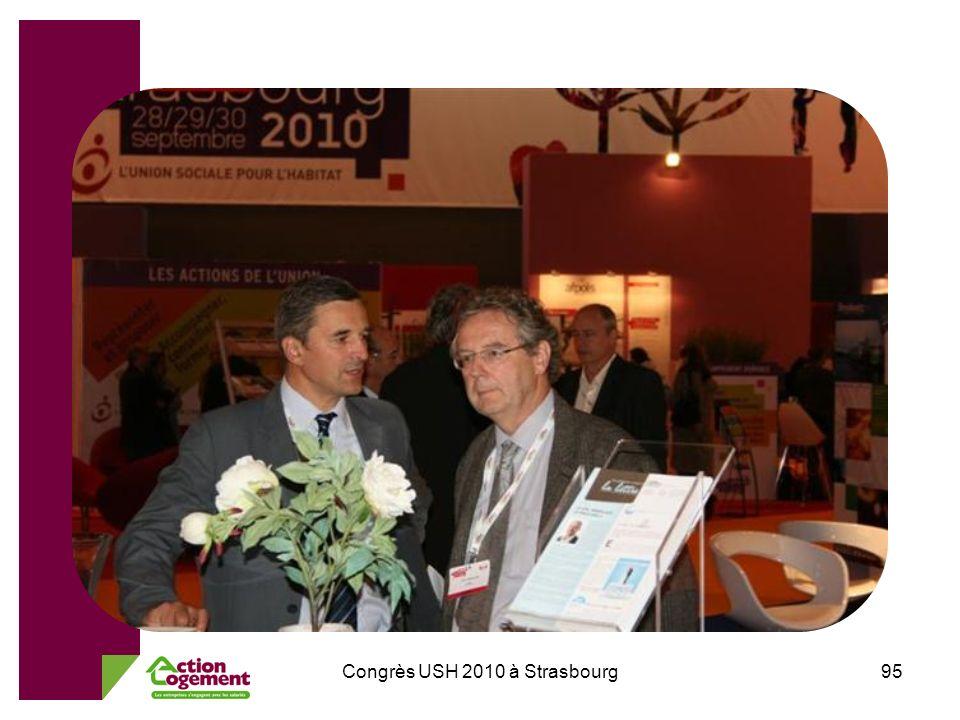 Congrès USH 2010 à Strasbourg95