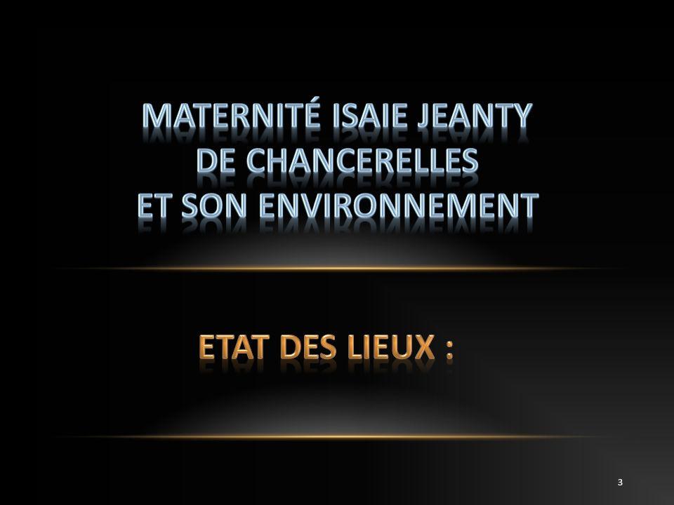 4 (Port au Prince) Hôpital Universitaire public, SONUC Accouchements : 4568 Morts maternelles : 10 Nombre de césariennes : 810 (17,7 %) Autres interventions chirurgicales : 310 Activité 2012 : Mortalité maternelle = 218/100 000
