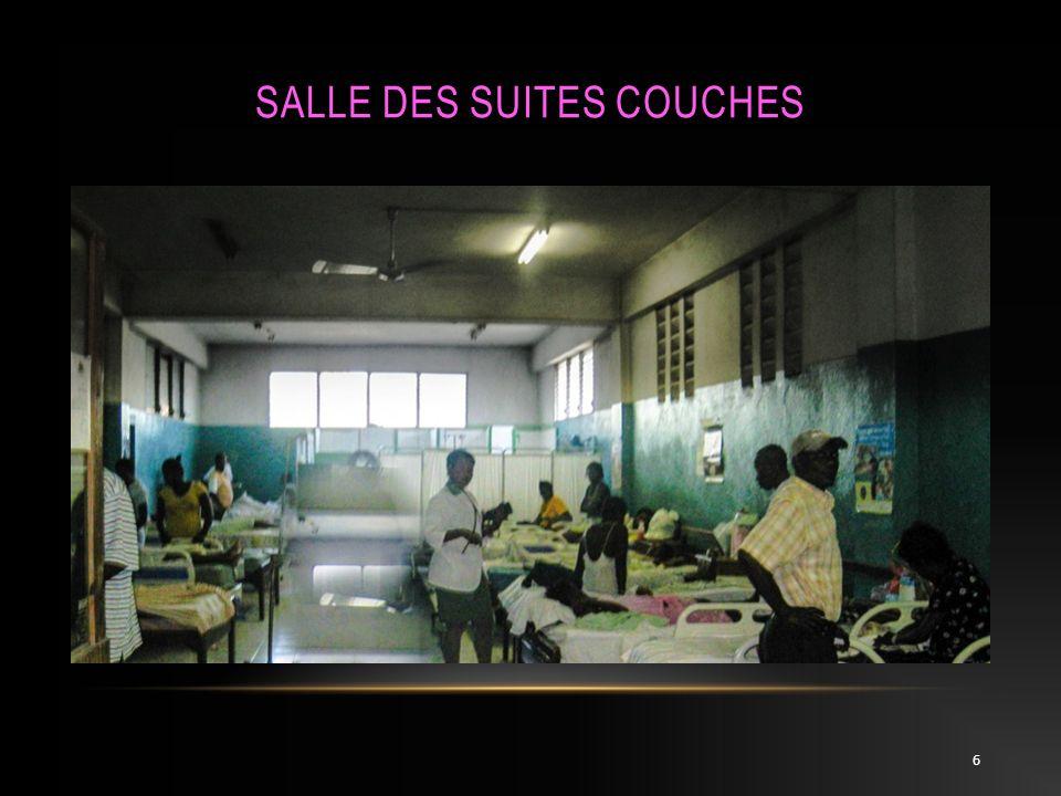 SALLE HOSPITALISATION GYNÉCOLOGIE 7
