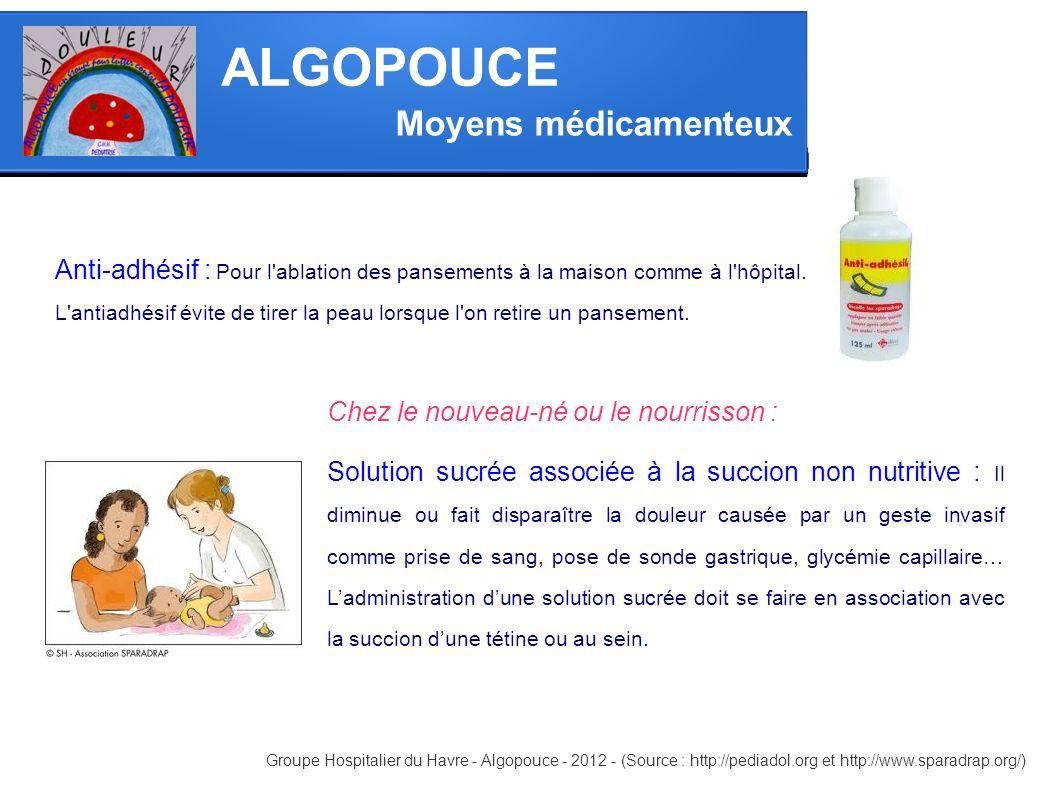 Moyens médicamenteux Anti-adhésif : Pour l'ablation des pansements à la maison comme à l'hôpital. L'antiadhésif évite de tirer la peau lorsque l'on re