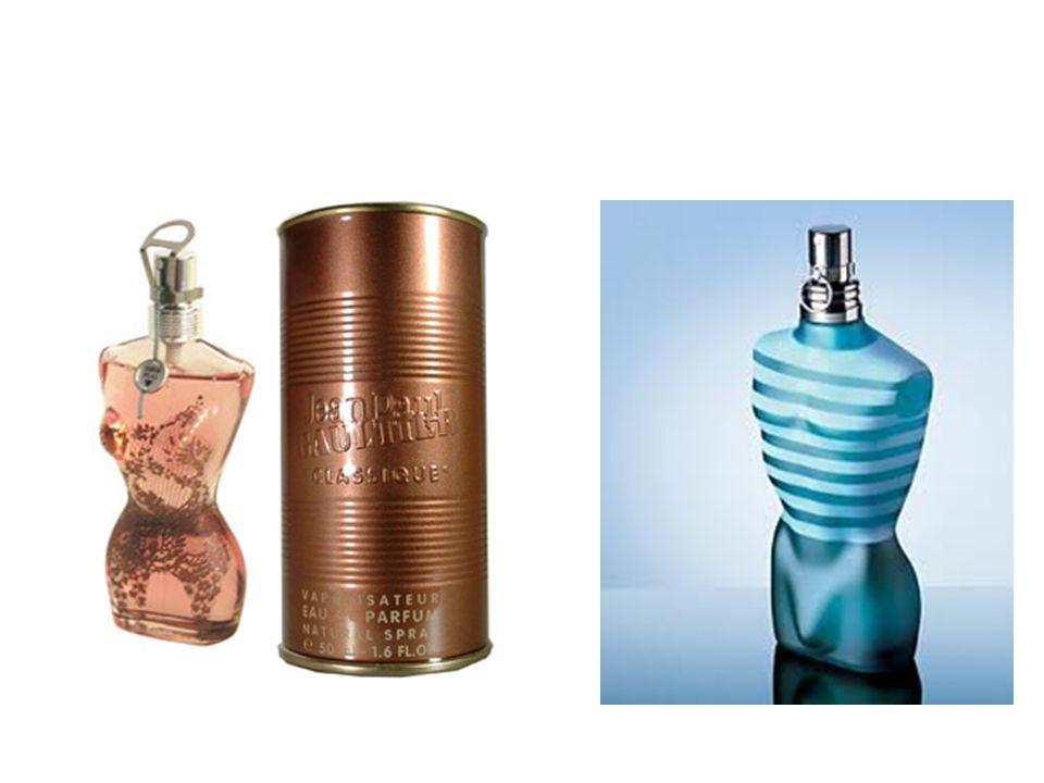 Jean Paul Gaultier ne sest pas limité dans le domaine de la mode. Il a aussi créé des parfums.