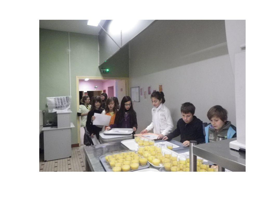 Dans le cadre des actions du Comité déducation à la santé et à la citoyenneté, le collège Paul DOUMER a organisé un petit déjeuner pour les élèves des classes de 6ème et de la classe ULIS, le 23 et le 24 novembre 2011.